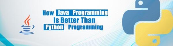 java vs python programming