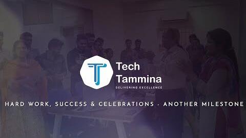 Hard work, Success & Celebrations - Another Milestone