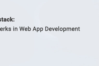 Top-5-perks-in-Web-App-Development-MEAN-Stack