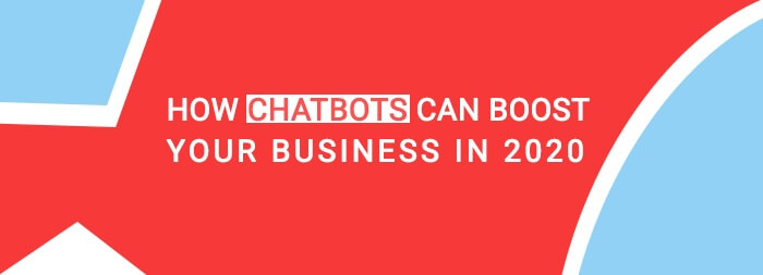 Chatbots blog 2020