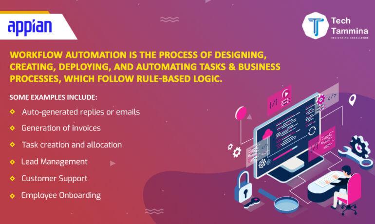 Workflow Automation Appian Blog
